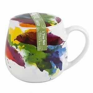 Teetassen Mit Deckel : tea 4 you teetasse mit sieb und deckel on colour ~ Pilothousefishingboats.com Haus und Dekorationen