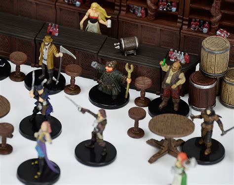 pathfinder battles rusty dragon inn wizkids