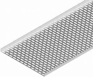 150mm Perforated Cable Tray  2 4mtr Length