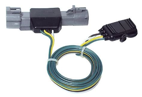 Auto Trailer Wiring Kit by Quot Hoptins Auto Quot 40205 Litemate Vehicle To