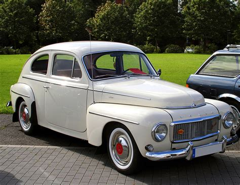 1965 Volvo PV544 | CLASSIC CARS TODAY ONLINE