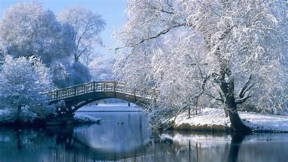 Winter Wallpapers Desktop Background Backgrounds Snow 1080