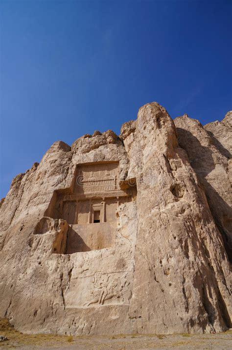 Re Persiani by Tomba Di Re Persiani Darius Ii A Naqsh E Rustam A Shiraz