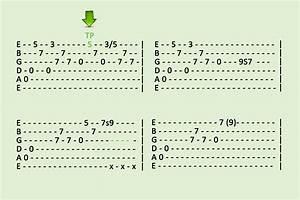 3 Mani U00e8res De Lire Une Tablature De Guitare