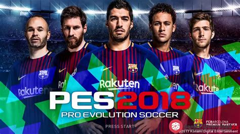 Pes 18 Download Pc Full Version Game