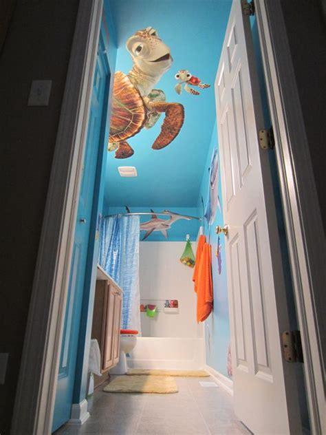 finding nemo bathroom theme 10 finding nemo themed bathroom for house design