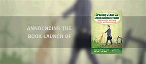 Announcing the Book Launch of 'Creating a Lean & Green ...