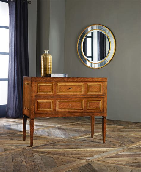 milan commode chests modern history