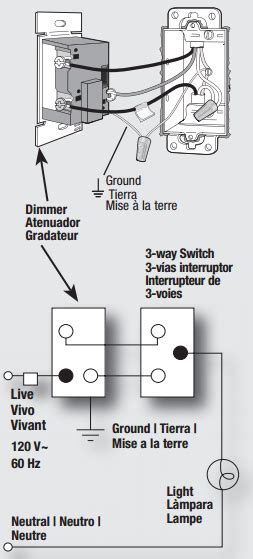 Lutron Dimmer Switch Wiring by Electrical Replacing A Toggle Dimmer Switch With A