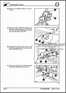 Landini Mistral America 40 45 50 Training Repair Manual