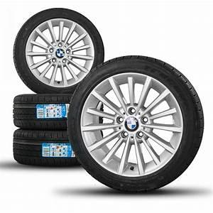 Bmw 3 Roues : bmw 17 pouce jantes s rie 3 e90 e91 e92 e93 pneus d hiver roues d hiver styling ebay ~ Melissatoandfro.com Idées de Décoration