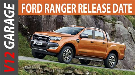 ford ranger release date   cars