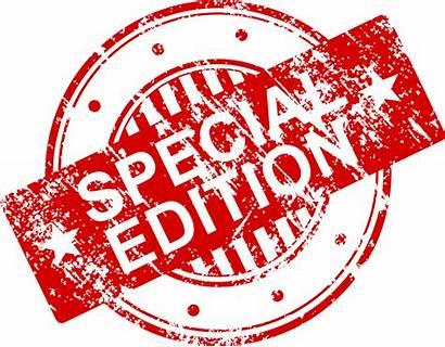 Edition Special Stamp Vector Transparent Svg 2571