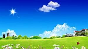 Free, Spring, Desktop, Themes