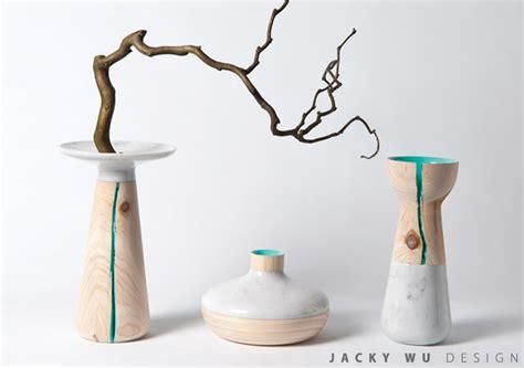 crack vase  jacky wu