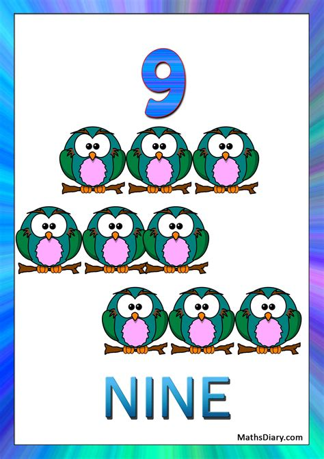 learning counting  recognition  number  worksheets
