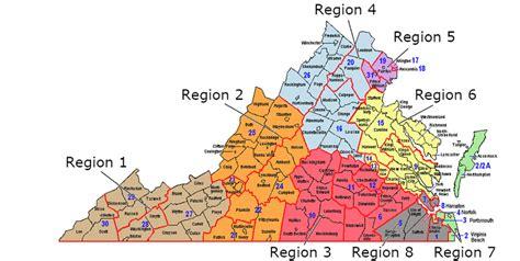 magistrate regional map