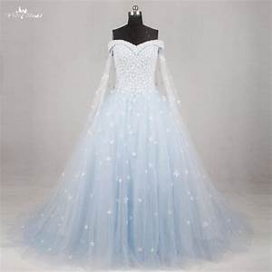 rsw1134 light blue wedding gown wedding dress 2016 off the With short blue wedding dress