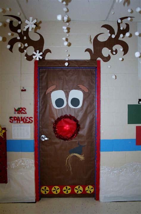 image result  elementary school hallway christmas