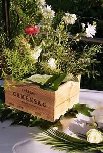 Caisse Bois Deco : 73 best images about d coration mariage bapt me f tes on pinterest candy bars communion ~ Teatrodelosmanantiales.com Idées de Décoration