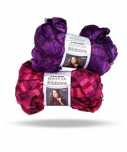 Yarn Ribbon Crochet Ruffle Scarf Knitting Ruffled