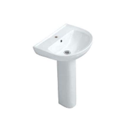 Jaquar Bathroom Fittings Hyderabad by Jaquar Fls Wht 5801 Pedestal Wash Basin Price