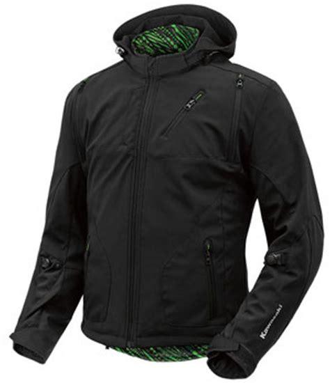 kawasaki riding jacket kawasaki fastlane motorcycle riding hooded jacket black