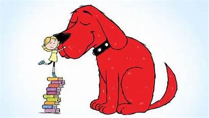 Clifford Dog Scholastic Bag Tv Story Entertainment