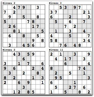pin le sudoku grille vierge on