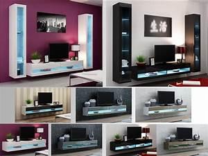 High gloss living room furniture tv stand wall mounted for High gloss furniture for living room