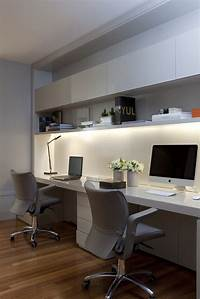 small office design ideas Cool small home office ideas, remodel and decor (27 ...