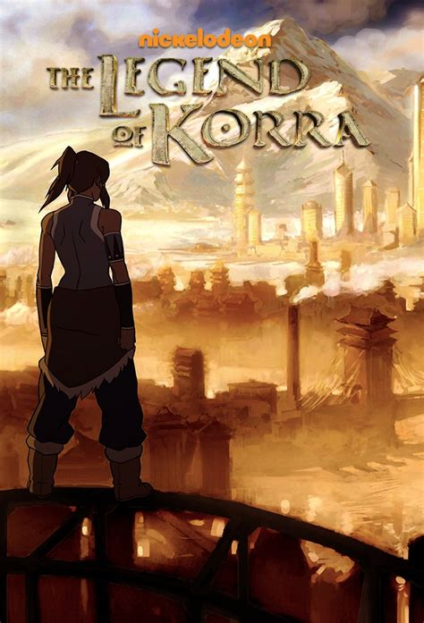 The Legend Of Korra Poster  The Legend Of Korra Picture (56105