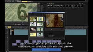 corel studio templates exporting templates from corel videostudio pro x4