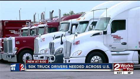 truck driver demand country jobs