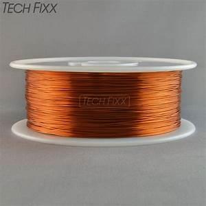 Magnet Wire 24 Gauge Awg Enameled Copper 2770 Feet Tattoo