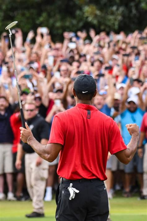 Where does Tiger Woods' Tour Championship rank among his ...