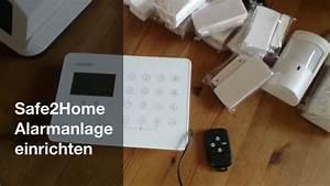Funk Alarmanlage Test : alarmanlage einrichten verbindung mit den sensoren safe2home funk alarmanlage sp110 youtube ~ A.2002-acura-tl-radio.info Haus und Dekorationen