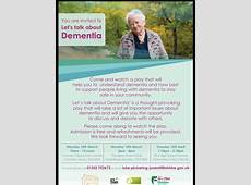 Lets talk about Dementia EventsnWales