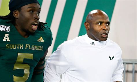 charlie strong fired  usf  willie taggart coming