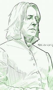 karthaeuser65   Severus snape, Severus snape fanart, Snape