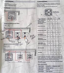 Branchement Variateur Legrand : ides de branchement va et vient legrand mosaic galerie dimages ~ Melissatoandfro.com Idées de Décoration