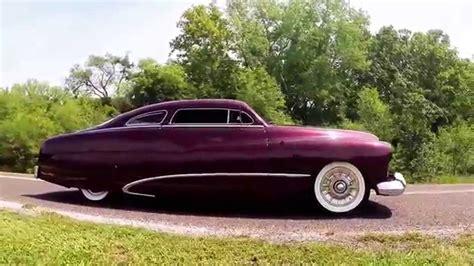 1951 Mercury LeadSled - YouTube