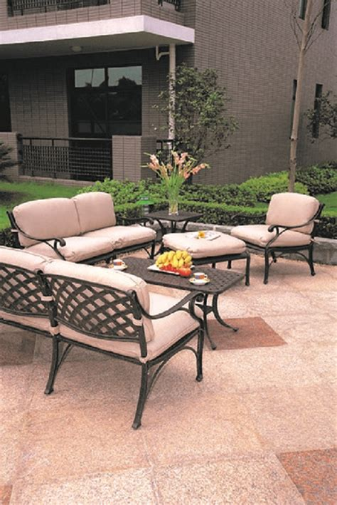 Hanamint Patio Furniture by Newport By Hanamint Luxury Cast Aluminum Patio Furniture