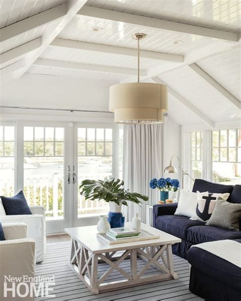 cape  cottage chic  england home magazine
