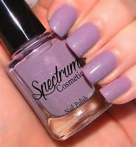 PETALS Pastel Purple Nail Polish