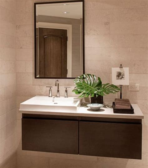 bathroom wall tile ideas for small bathrooms 27 floating sink cabinets and bathroom vanity ideas