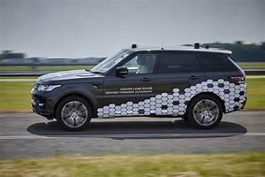 Jaguar Land Rover Invests In Autonomous Vehicle Startup