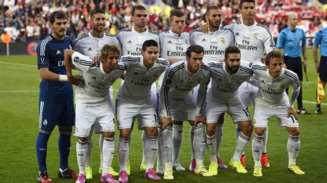 real madrid   expensive starting xi  football