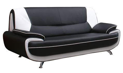 canapé lit noir canape 3 places noir 28 images canap 233 s cuir 2 ou 3