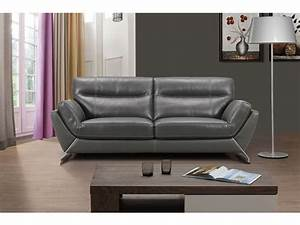 conforama canape en cuir 28 images canap 233 fixe 3 With nettoyage tapis avec canape gris tissu conforama